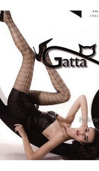 Podkolanówki Gatta Lycra 15 den A'2